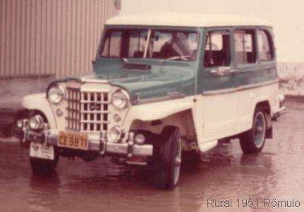 Resultado de imagem para fotos do jeep station wagon rural