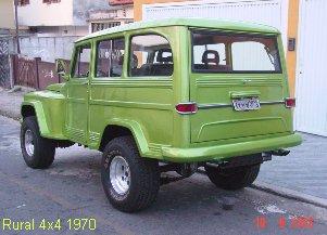 Rural 4x4 1970