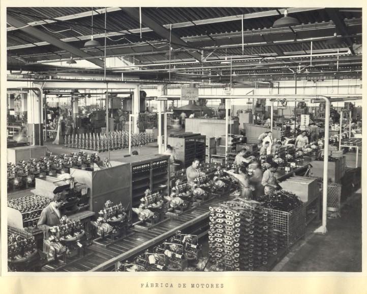 Fabrica de Motores